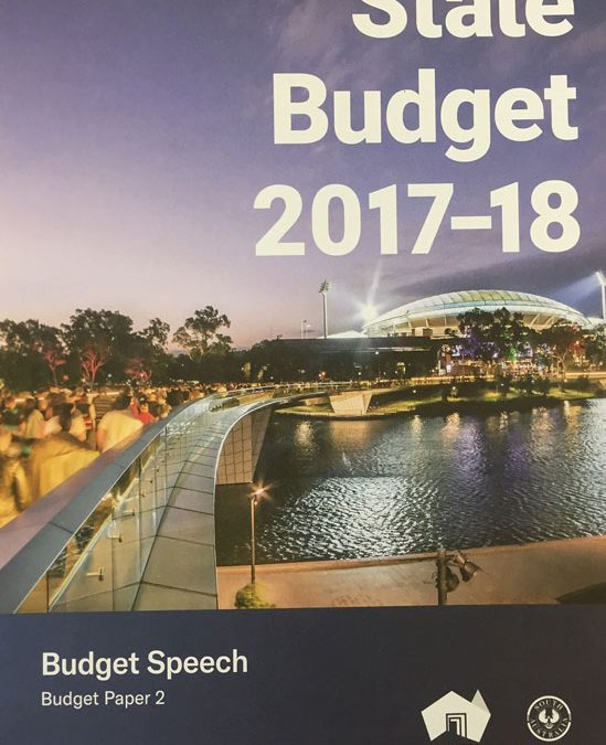 State Budget 2017: The Essentials