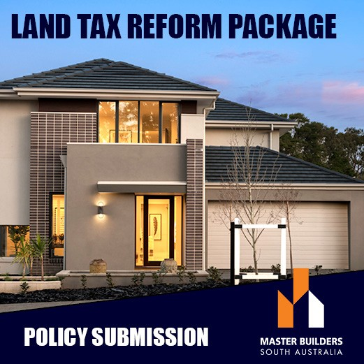 Land Tax Reform Package Submission