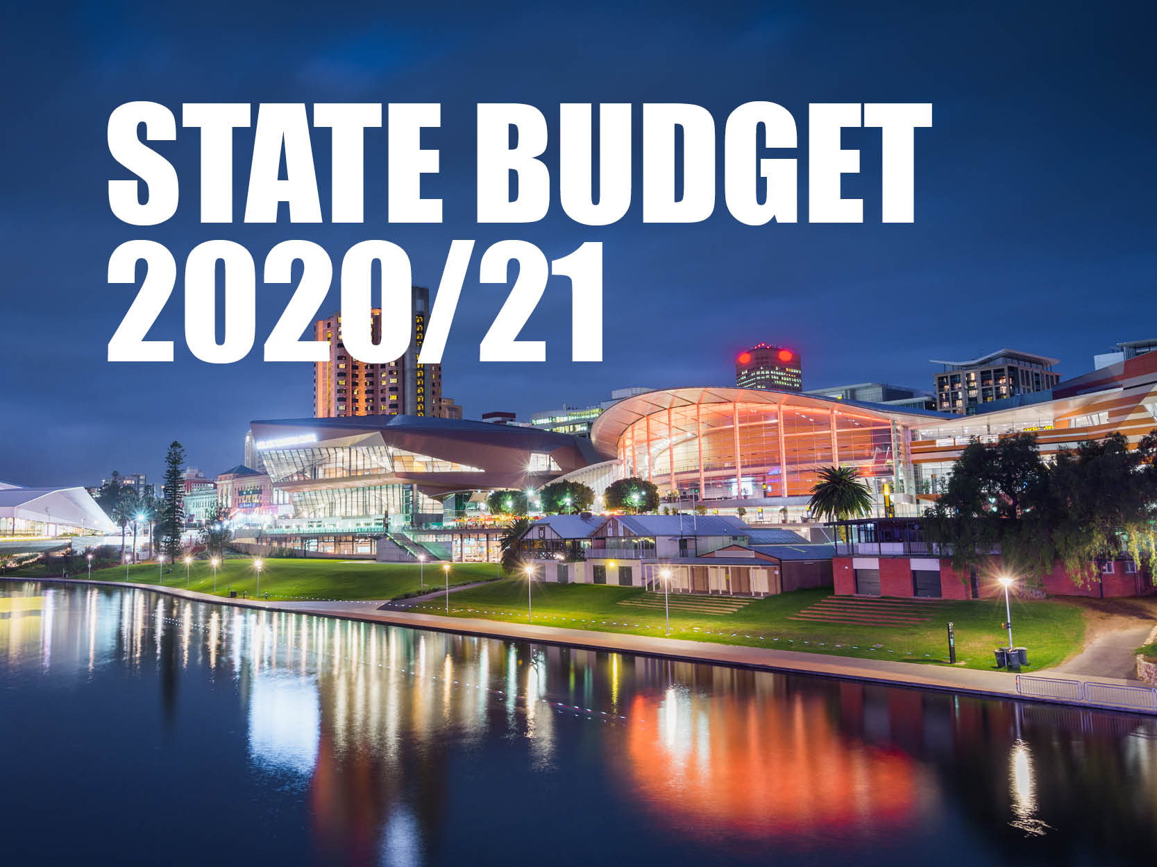 Media Release State Budget 2020/21