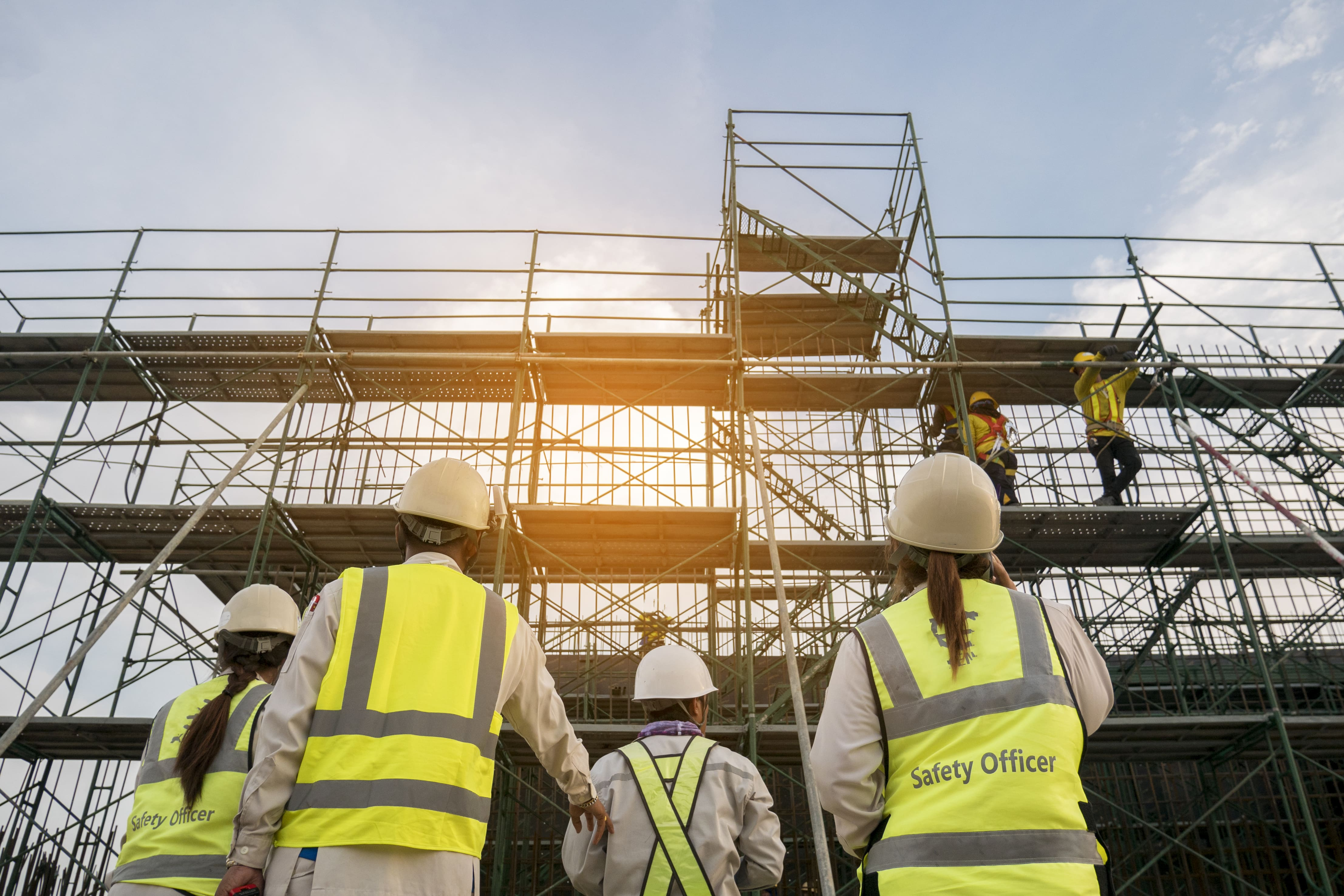Scaffolding company penalised for terminating employee over raising safety concerns